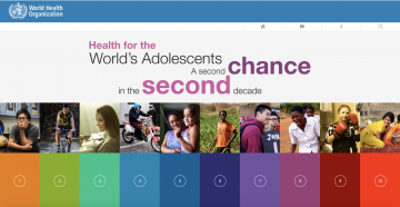 Health for the World's Adolescents: A Second Chance in the Second Decade of Life