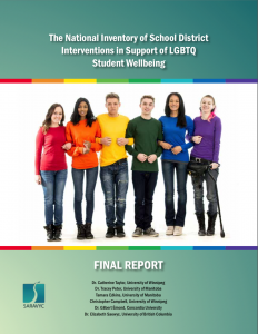 The National Inventory of School District Interventions in Support of LGBTQ Student Wellbeing: Final Report