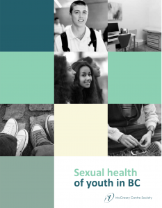 Sexual Health of Youth in BC