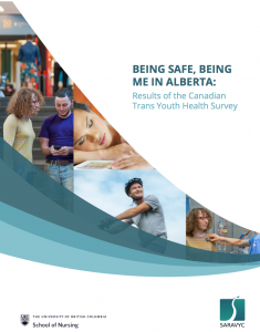 Being Safe, Being Me in Alberta: Results of the Canadian Trans Youth Health Survey