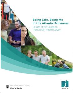 Being Safe, Being Me in the Atlantic Provinces: Results of the Canadian Trans Youth Health Survey