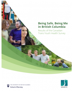 Being Safe, Being Me in British Columbia: Results of the Canadian Trans Youth Health Survey