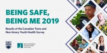 Join us for a webinar and live Q&A as we share results from the Canadian Trans & Non-binary Youth Health Survey.