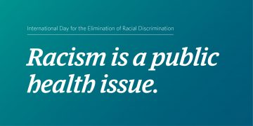 Racism is a public health issue