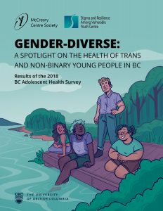 Gender-Diverse: A Spotlight on the Health of Trans and Non-Binary Young People in B.C.